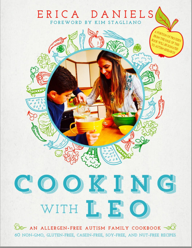 Cooking with Leo Autism Book